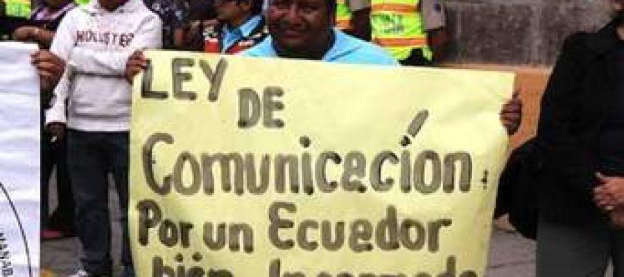 Falacias en torno a la reforma a la Ley de Comunicación