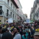 Una jornada de protesta nacional