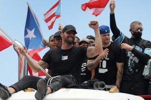Puerto Rico exigió respeto por minorías y fin a la corrupción