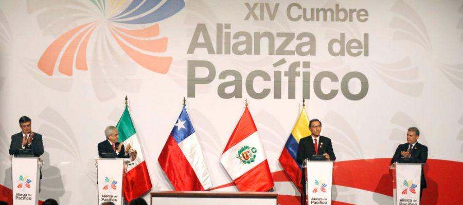 Alianza del Pacífico: en la ideología empresarial