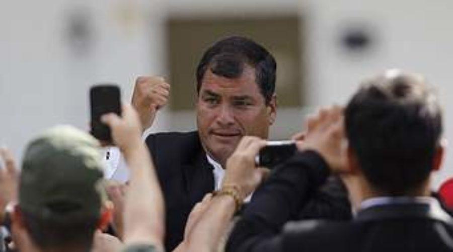 ¿Interpol puede rechazar pedido de detención a Rafael Correa?