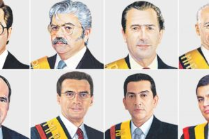 40 años de democracia inestable