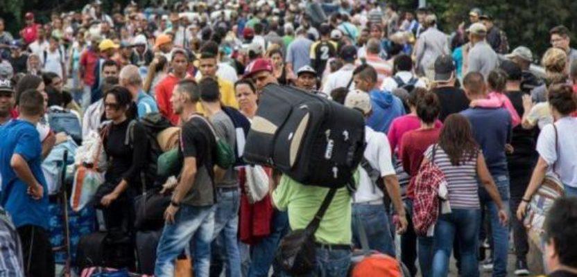 Migración venezolana, una bomba de tiempo