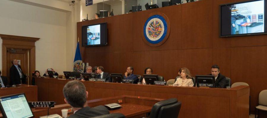 OEA busca justificar uso de la fuerza contra Venezuela