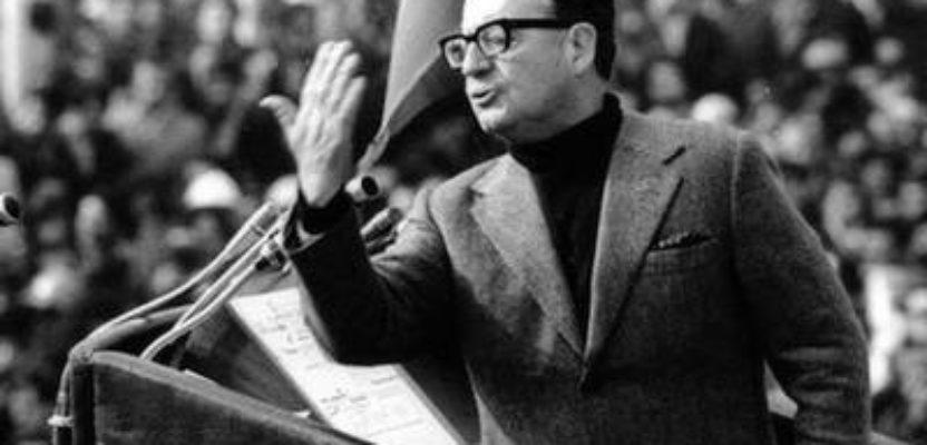 El golpe contra Salvador Allende
