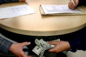 El verdadero caso «sobornos»