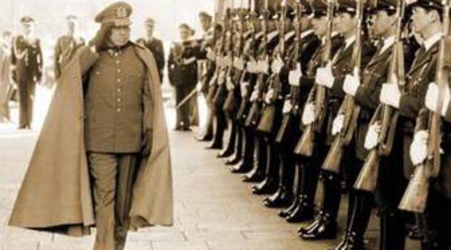 Pinochet en Ecuador una presencia ignominiosa
