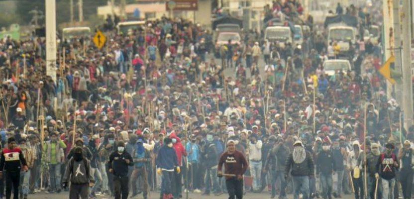 Manifiesto de intelectuales y artistas del Ecuador ante la situación del país