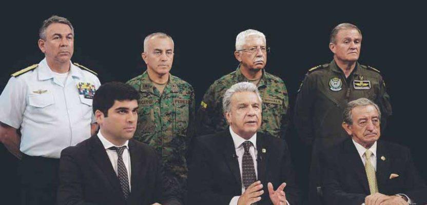 Los signos de la crisis ecuatoriana