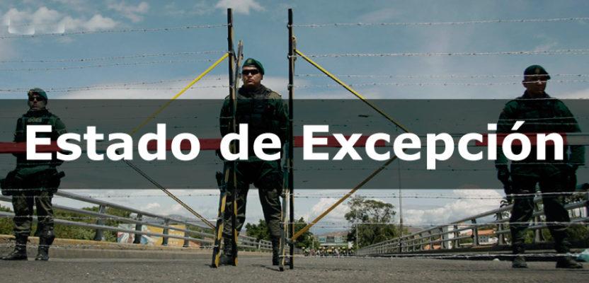 Estado de excepción nacional