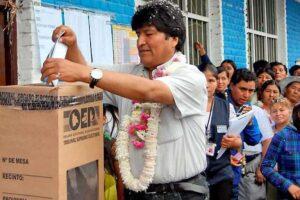 Bolivia: siembran la duda sobre resultados electorales