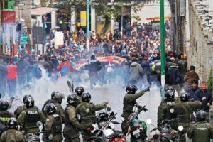 Bolivia: ¿está en marcha un golpe de Estado?