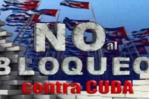 Cuba: el impacto de un bloqueo criminal