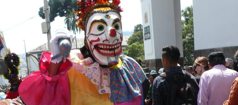 Villancicos, árboles y pesebres en navidad ecuatoriana