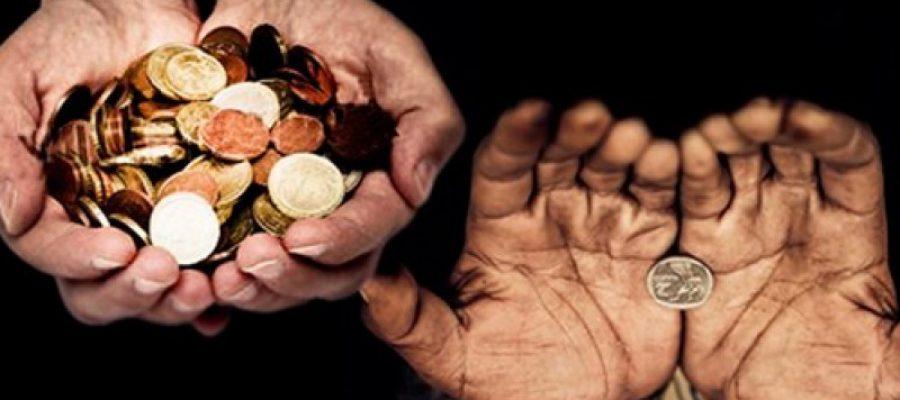 Riqueza, pobreza, desigualdad: el tema proscrito