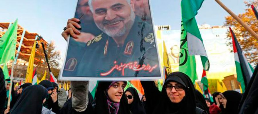Crimen estadounidense en Irán: un golpe mediático
