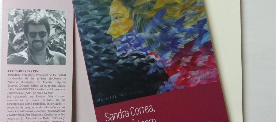 Lapalabrabierta presenta hoy libro de Leonardo Parrini en Casa de la Cultura Ecuatoriana