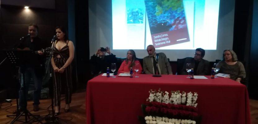 Emotiva presentación de libro de Leonardo Parrini en Casa de la Cultura
