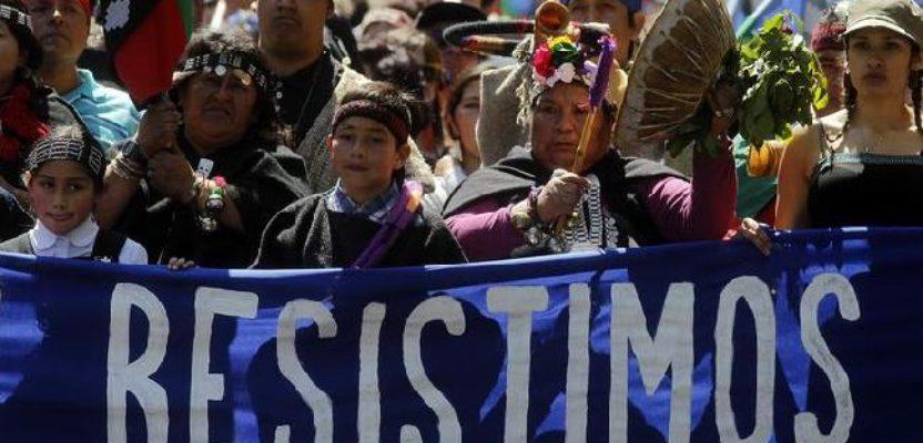 Larga historia de atropello a los DDHH del pueblo chileno