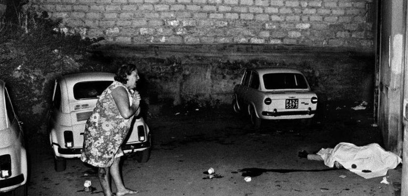 Letizia Battaglia, las imágenes del horror