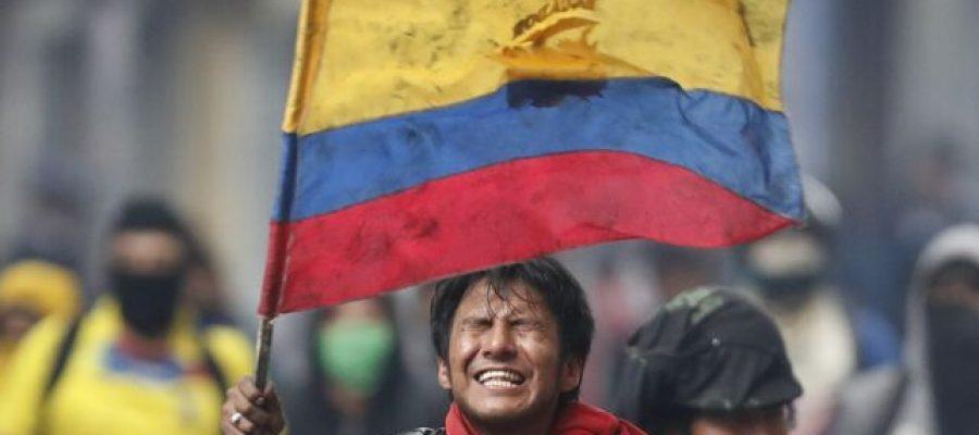 Realidad y simbolismos de la protesta social ecuatoriana
