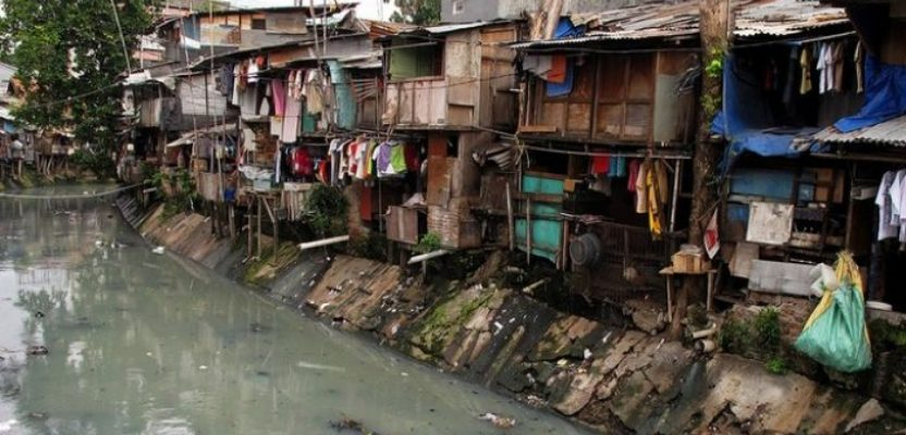 El virus de la pobreza
