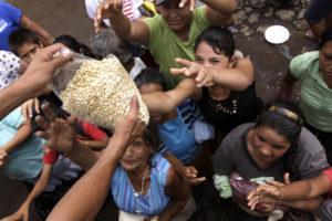 Nueva ola pandémica: Recesión y hambre