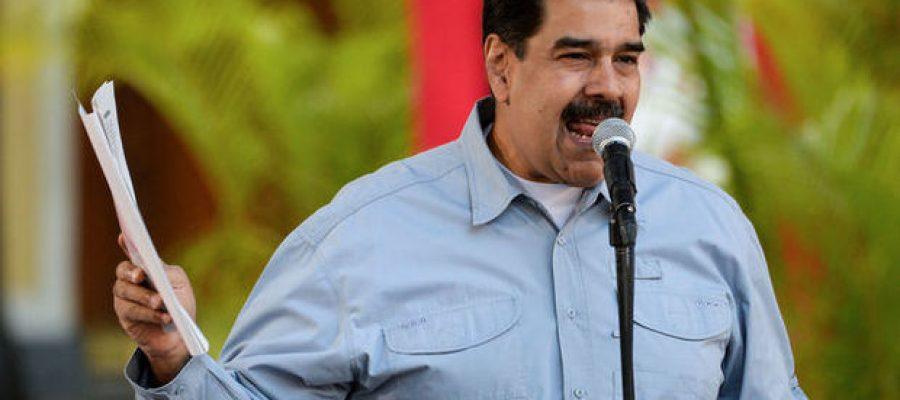 Carta del presidente Maduro al pueblo estadounidense