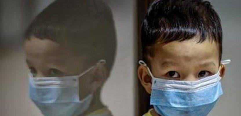 Los niños no son inmunes al coronavirus