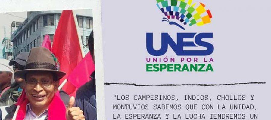 Se reúne foro de Adhesiones por la Esperanza, UNES.