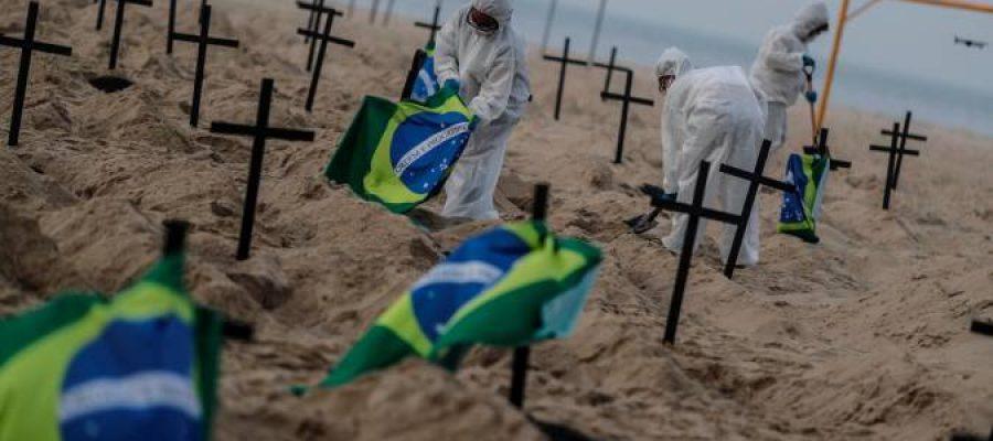El genocidio brasileño