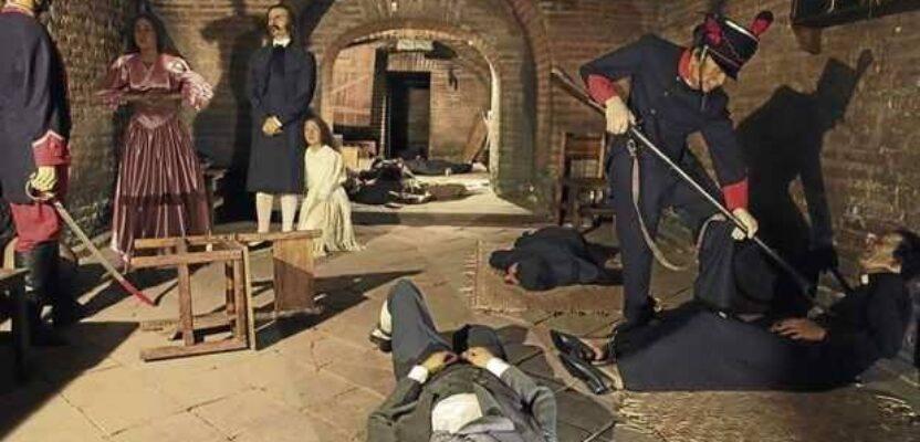 2 de Agosto de 1810: Masacre de patriotas y quiteños