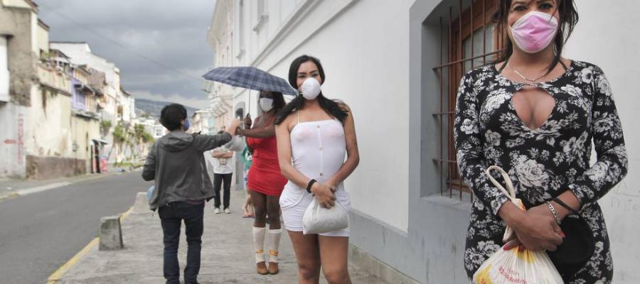 Las sombras de la prostitución en pandemia