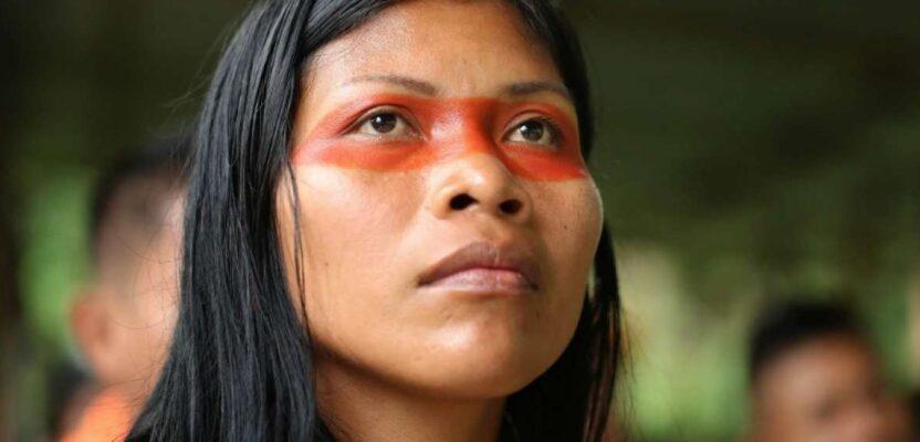 Líder Waorani entre las mujeres más influyentes del mundo