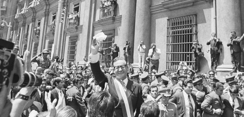 Salvador Allende en la memoria