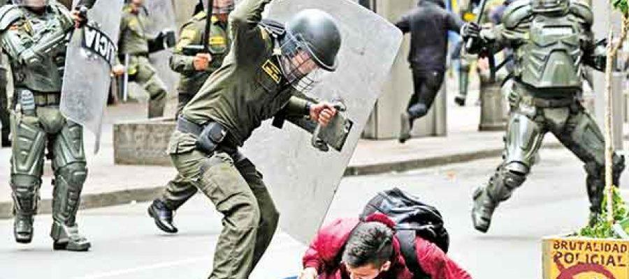 Brutalidad policial