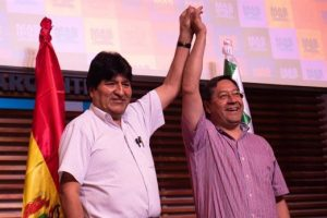Bolivia: progresismo más cerca de volver al poder
