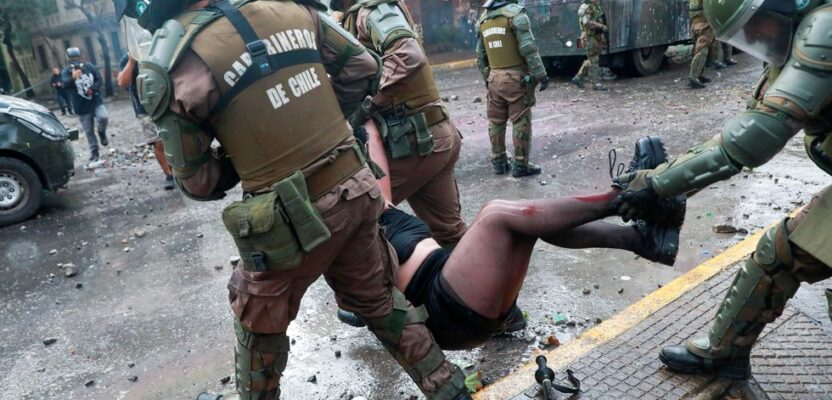 Relatos olvidados de la dictadura chilena: represión LGBTI