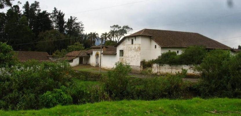 ¿La hacienda Catahuango, patrimonio histórico olvidado?