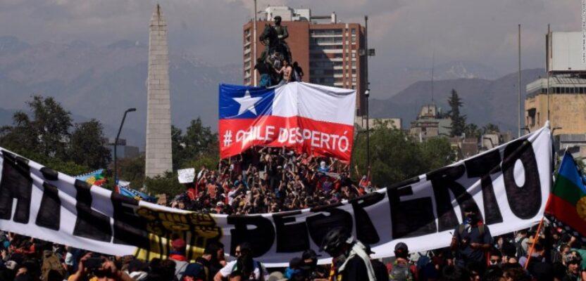 Chile, un nuevo orden informativo.