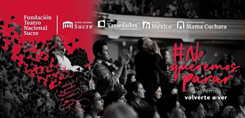 Fundación Teatro Nacional Sucre en grave crisis