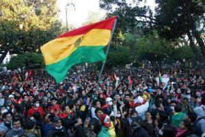Crece sospecha de fraude en elecciones bolivianas