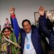 Progresismo gana elecciones bolivianas en primera vuelta
