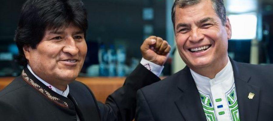 Ecuador: ¿un proceso a la boliviana?