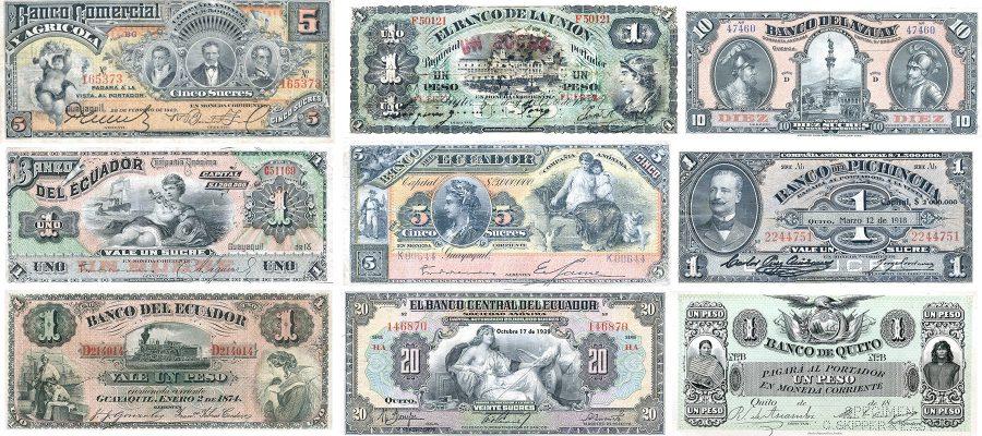Banco Central del Ecuador: entre pasado y futuro