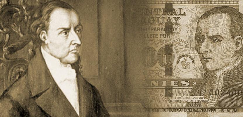 La dictadura económica del doctor Francia