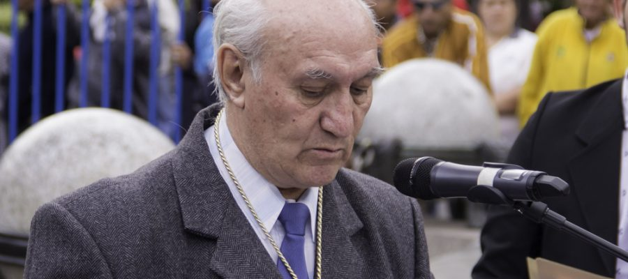 Jorge Núñez Sánchez, un hombre con historia