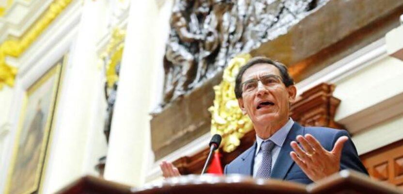 Destituido presidente peruano por «incapacidad moral»