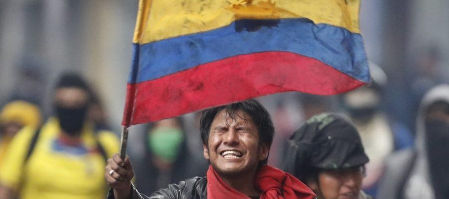 Ecuador, pasado y presente
