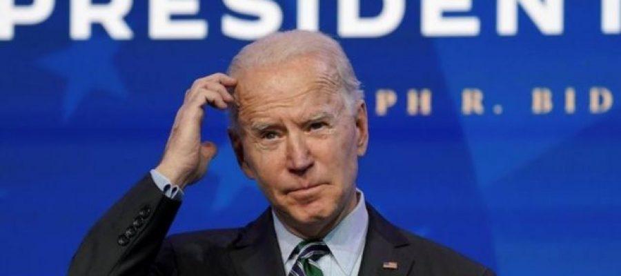 La difícil tarea de Biden